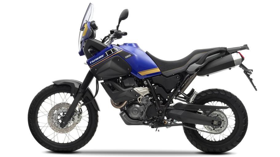 Yamaha Xtz Tenere Specs